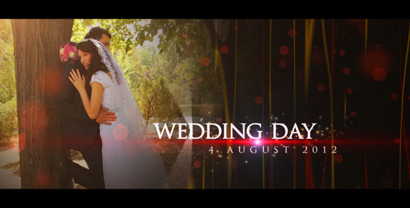 After Effects Project - VideoHive Wedding Teaser 2827196