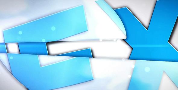 VideoHive Glassy Logo 2827788