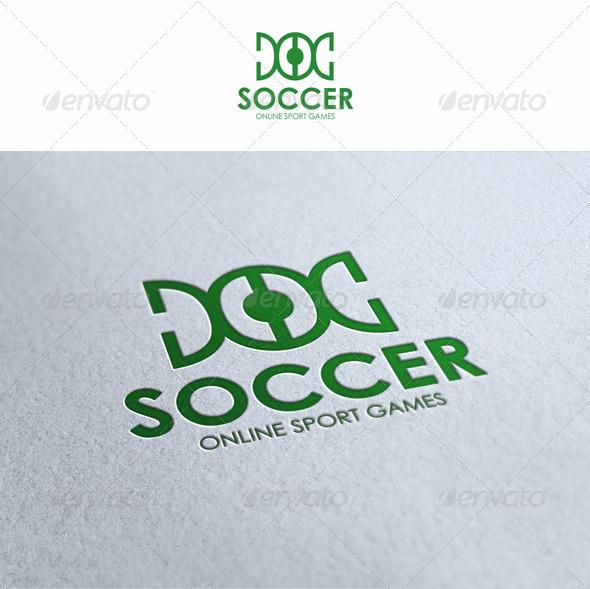 Soccer Field Logo - Symbols Logo Templates