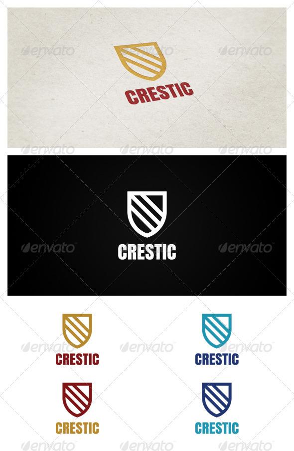 Crestic - Crests Logo Templates