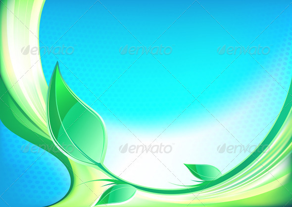 Floral background  - Nature Conceptual