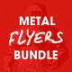 Heavy Metal Flyer Bundle - Volume One