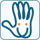 Happy Hand Logo Template - GraphicRiver Item for Sale