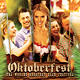 Oktoberfest Festival Flyer Vol. 3 - GraphicRiver Item for Sale