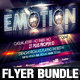 Emotion Flyer Bundle  - GraphicRiver Item for Sale