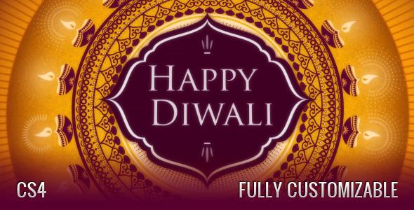 VideoHive Diwali Openers 2834598