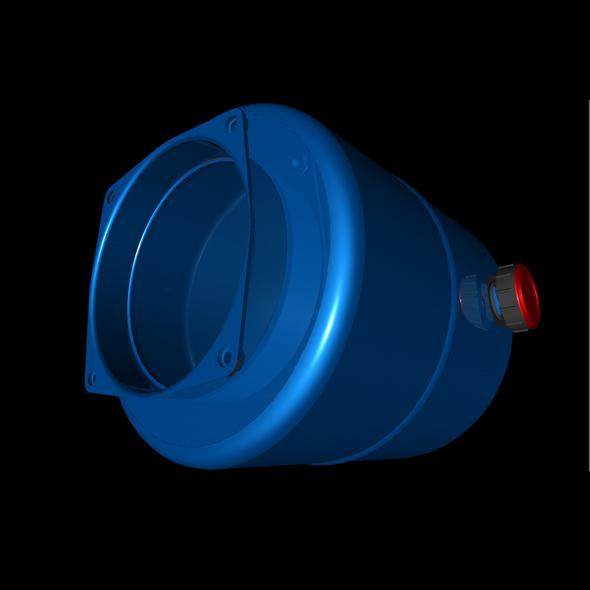 3DOcean hydraulic tank 101813