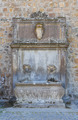 Monumental fountain. Tuscania. Lazio. Italy. - PhotoDune Item for Sale