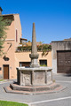 Monumental fountain. Tarquinia. Lazio. Italy. - PhotoDune Item for Sale