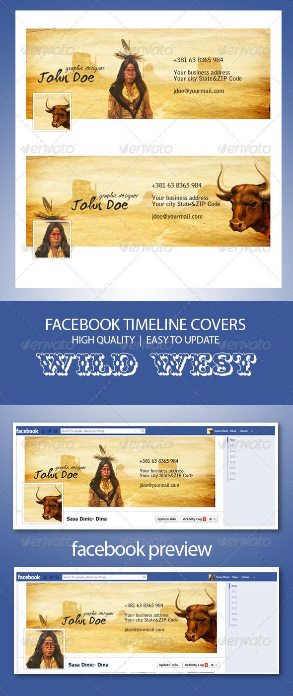 Wild West Facebook Timeline Covers - Facebook Timeline Covers Social Media