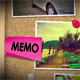 Memo Board 10 - VideoHive Item for Sale
