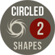 Photoshop Circled Shapes 2 - GraphicRiver Item for Sale