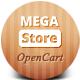 MegaStore Responsive OpenCart Theme - ThemeForest Item for Sale