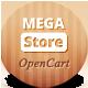 MegaStore Responsive OpenCart Theme  Free Download