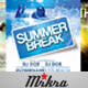 Summer Flyer Templates Bundle - GraphicRiver Item for Sale