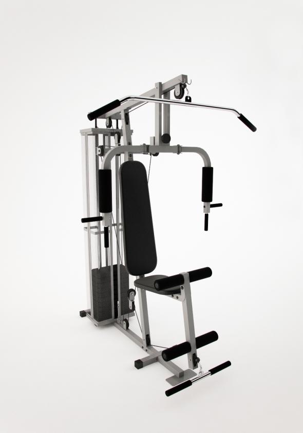 3DOcean Home Gym 102101