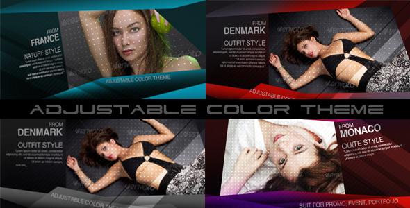 VideoHive Fashion Contest 2837581
