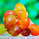 Muscat Grapes Cluster Rotating - VideoHive Item for Sale
