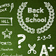 Back-to-School Vector Elements - GraphicRiver Item for Sale