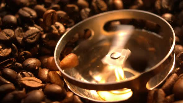 Download Blender Grinding Coffee Beans nulled download
