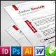Resume + Cover Letter - GraphicRiver Item for Sale