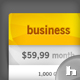 Luxury Pricing Table: 4 Colors - GraphicRiver Item for Sale