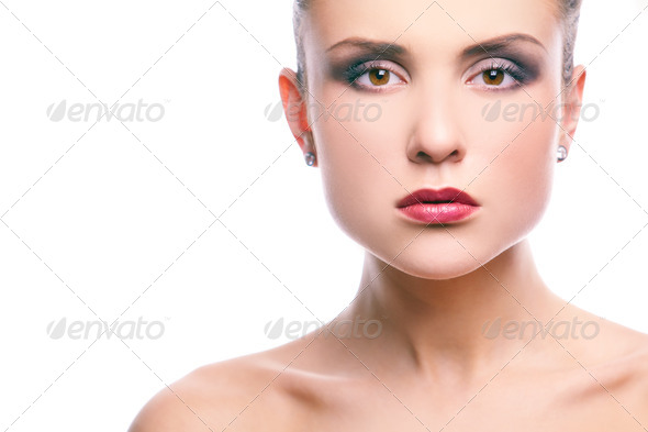 Femininity - Stock Photo - Images