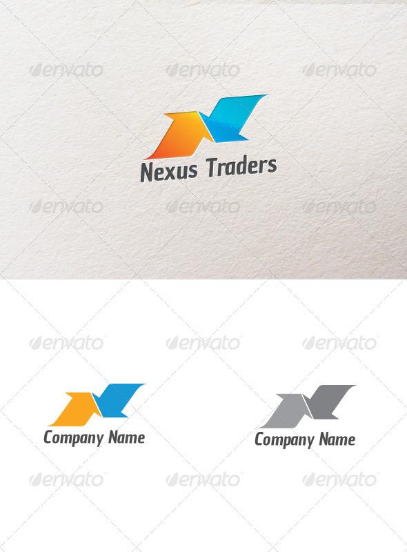Letter n Logo Design Letter Quot n Quot Logo Letters Logo