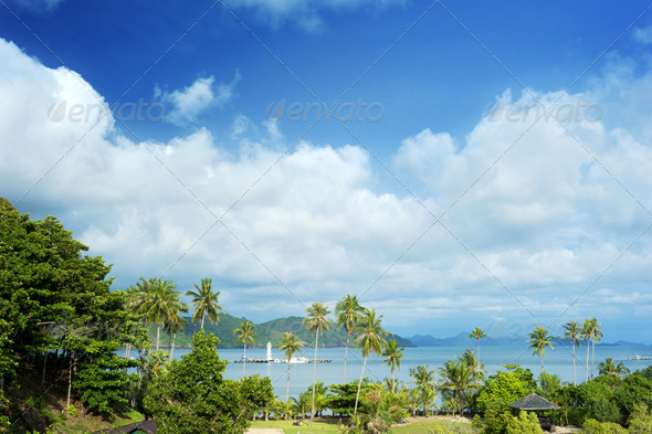Koh Chang island - Stock Photo - Images