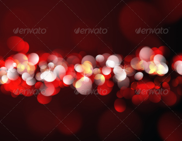 GraphicRiver Christmas Lights 2844358