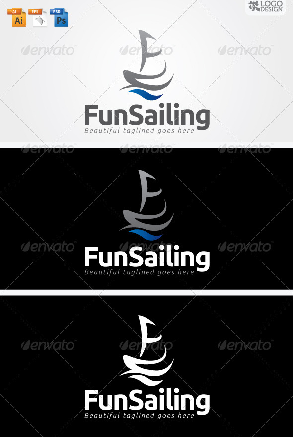 GraphicRiver Fun Sailing 2836332