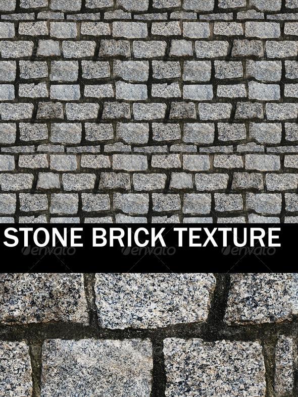 3DOcean Stone Brick High Resolution Texture 2846832