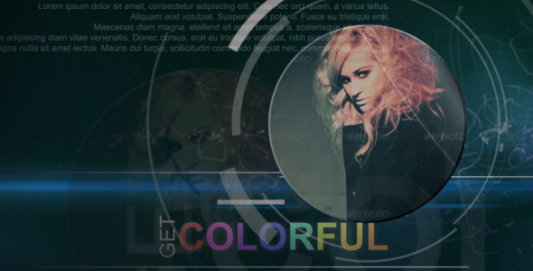 After Effects Project - VideoHive Circular 2847703