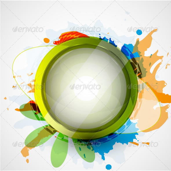 Abstract Creative Background - Backgrounds Decorative