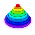 Rainbow pyramid - PhotoDune Item for Sale