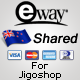 eWay NZ Shared Gateway por Jigoshop