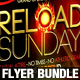 Reload Flyer Bundle - GraphicRiver Item for Sale