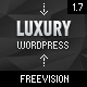 Luxury Stylish Accordion Wordpress Theme - ThemeForest Item for Sale