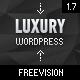 Mewah Akordion bergaya Wordpress Theme - Kreatif WordPress
