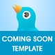 XML Coming Soon Vector Template - ActiveDen Item for Sale