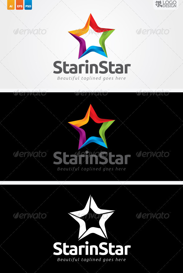GraphicRiver Star in Star 2849780
