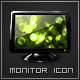 Monitor icon - PSD - GraphicRiver Item for Sale