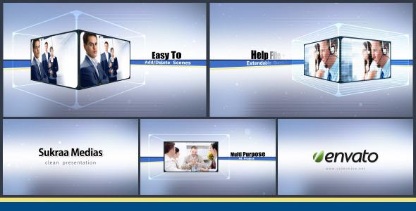 VideoHive Clean Presentation 2851867