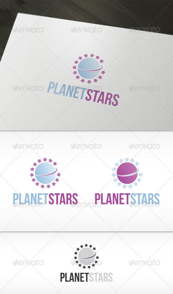 Planet Stars Logo