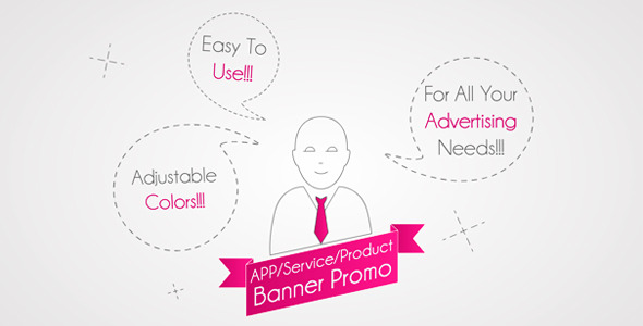 VideoHive App Service Product Banner Promo 2854103