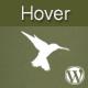 Hover – Responsive WordPress Theme  Free Download