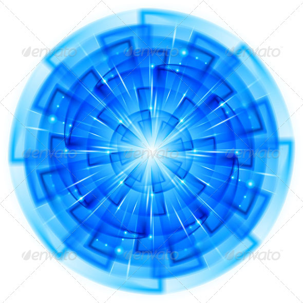 Abstract Star - Abstract Conceptual