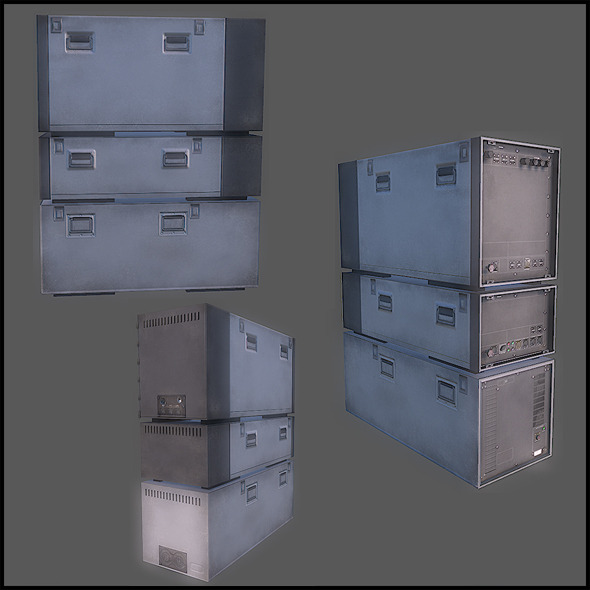 Radio Server - 3DOcean Item for Sale