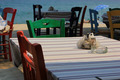 Greek tavern at the beach 2 - PhotoDune Item for Sale