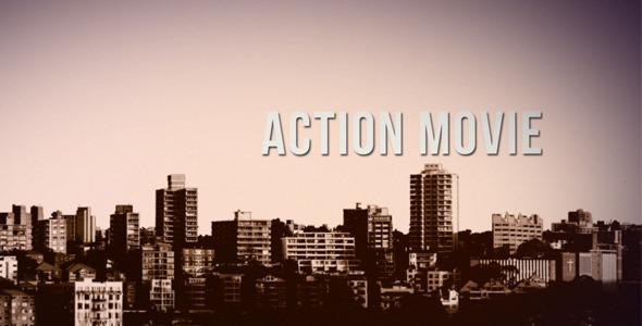 VideoHive Action Movie Intro 2856126